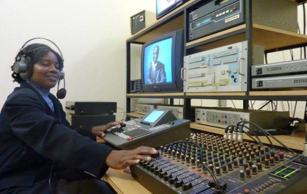 Luntha TV Editing Suite