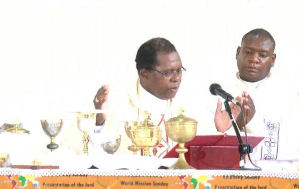Epiphany Sunday at Mtima Woyera Parish